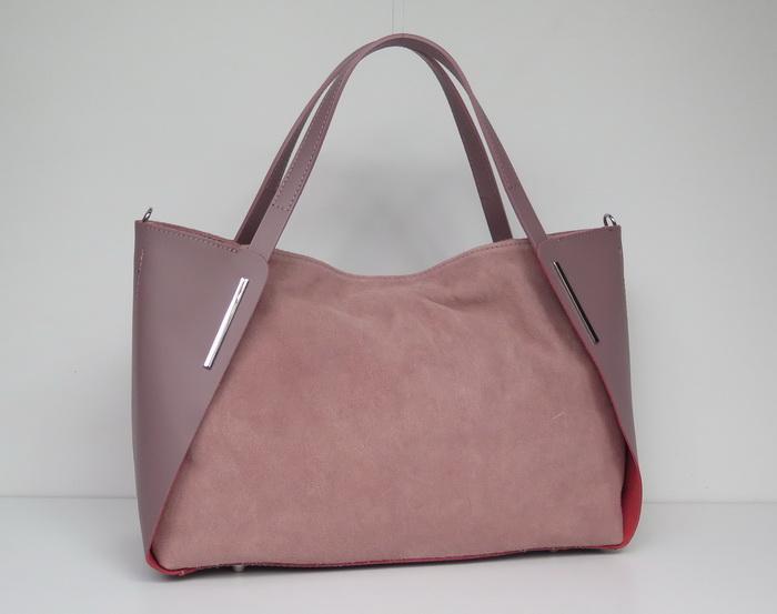 Toscano - итальянская сумочка из натуральной кожи