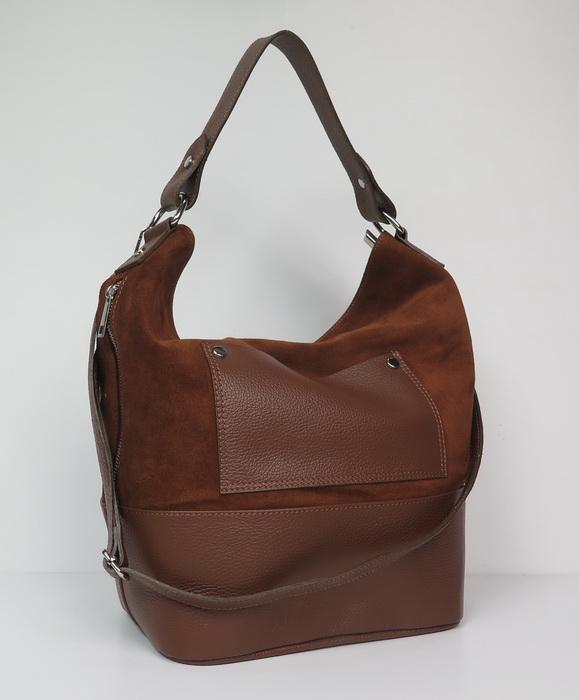 Кожаная сумка Florence